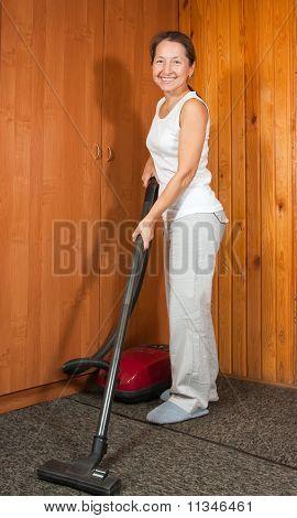 Vacuumer-Prozess
