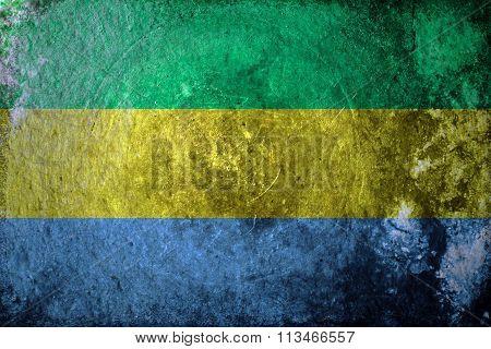 Gabon Grunge