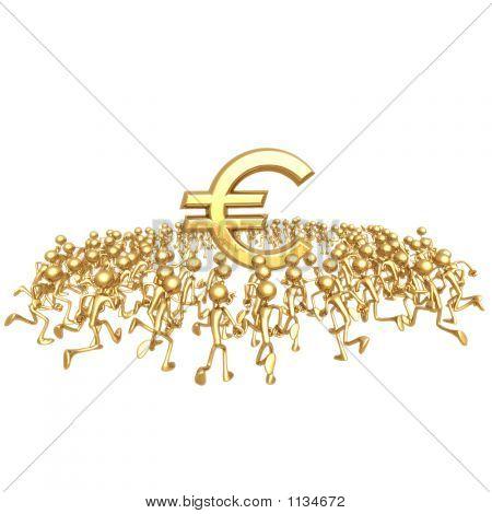 Running Towards Euro