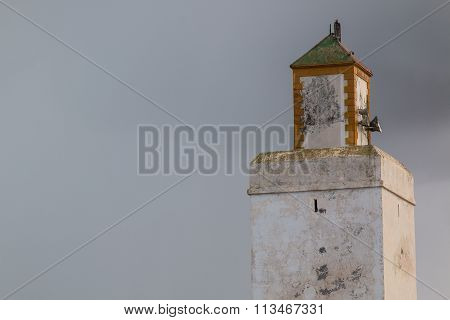 Tower Of A Mosque, Morocco
