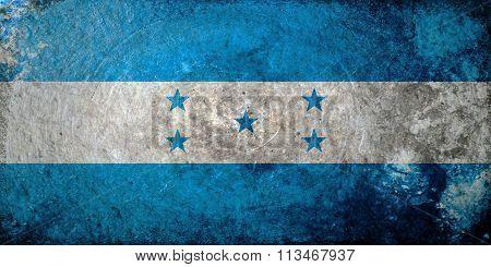 Honduras Grunge