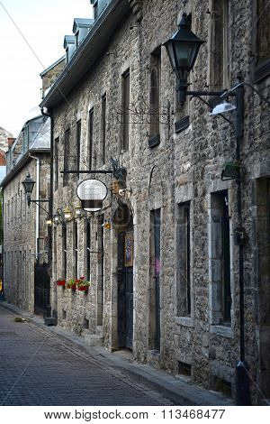 Old Vieux Montreal
