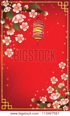 Background for Chinese Festival