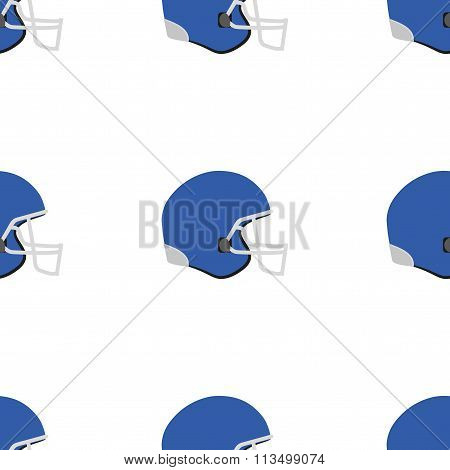 Universal  american football seamless patterns tiling.