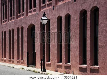 Charleston Street Lamp