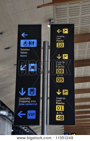 Airport Panel
