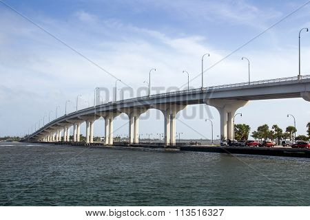 Jensen Beach Bridge Florida