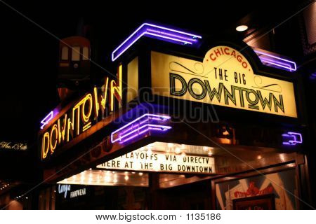 Downtaown Bar Chicago