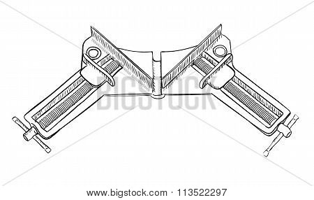 Angle Clamp illustration