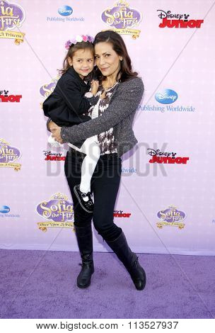 Constance Marie at the Los Angeles premiere of