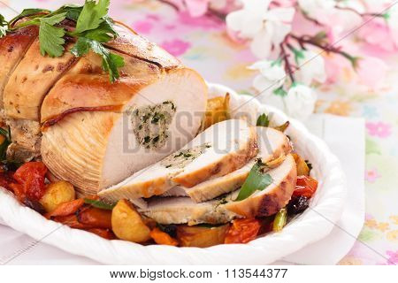 Turkey  Breast.