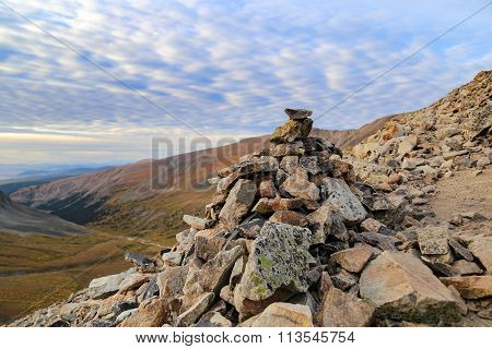 lincolin camorn bross democrat Colorado 14er in the Rockies