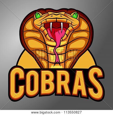 Mascot Cobra