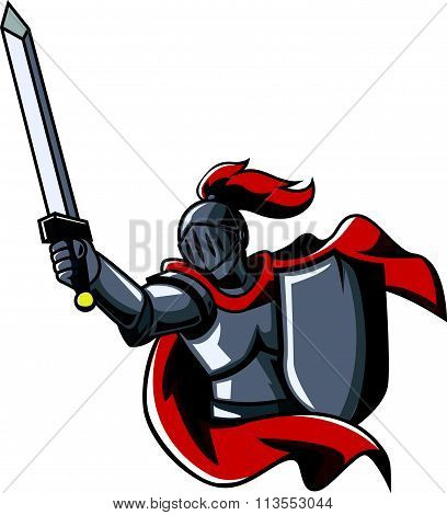Knights design vector illustration .eps10 editable vector illustration design