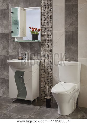 Beautiful And Stylish Bathroom