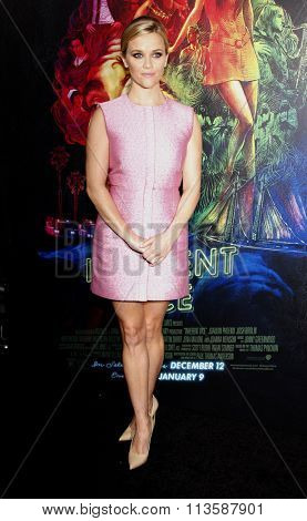 Reese Witherspoon at the Los Angeles premiere of