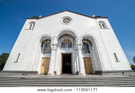 Orthodox Church In Belgrade