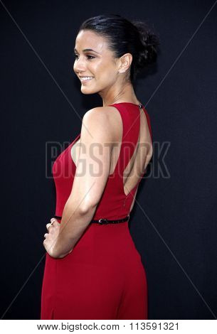 Emmanuelle Chriqui at the Los Angeles premiere of