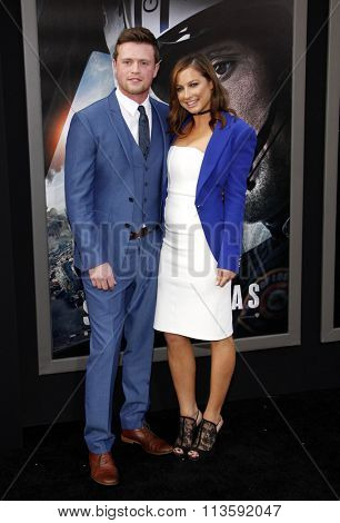 Hugo Johnstone-Burt at the Los Angeles premiere of