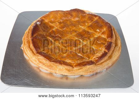 Epiphany Twelfth Night Cake, Almond Cake Of The King