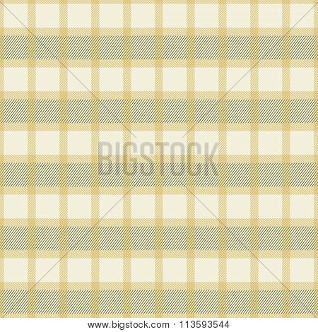 Elegant Seamless Checkered Pattern In Pleasant Warm Colors