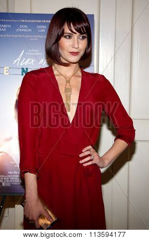 Mary Elizabeth Winstead at the Los Angeles premiere of