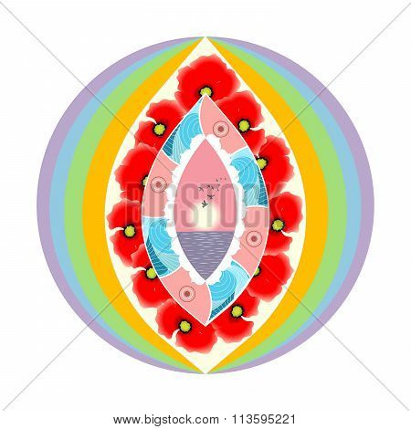 Very Beautiful Mandala