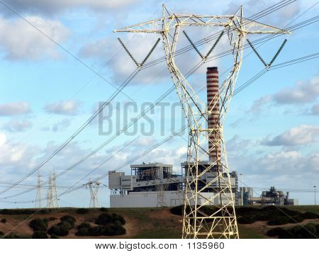 Electric Thermal Power Station