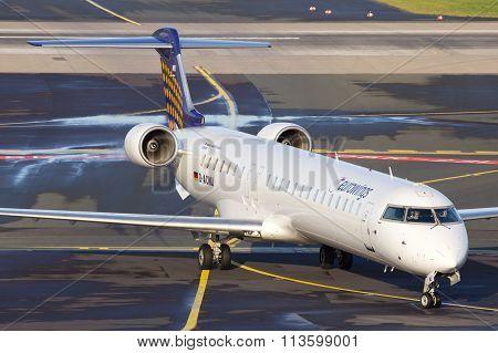 Eurowings Canadair Crj-900Lr