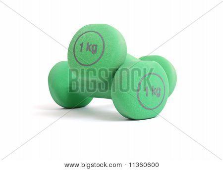 1Kg Dumbbells