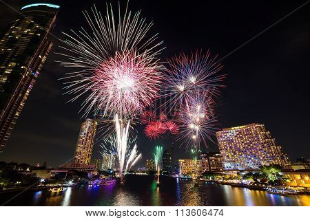 New Year Fireworks
