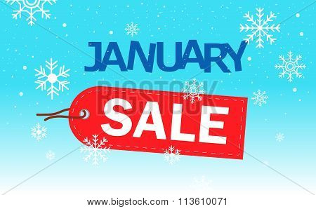 Winter Sale - Vector