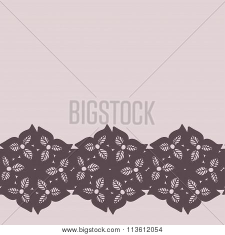 Decorative Lacy Border