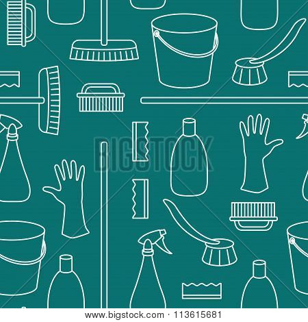 Household Cleaning Objects
