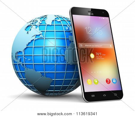 Global wireless communication concept
