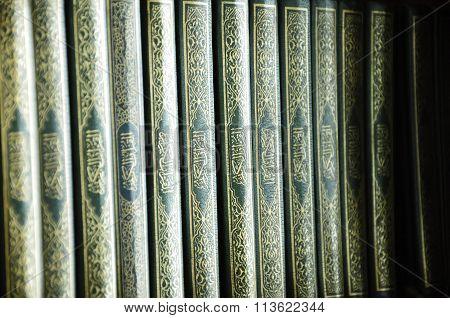 Quran in Row