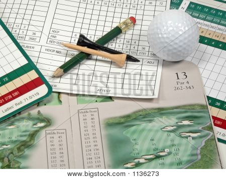 Artigos de golfe