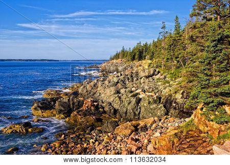 Desert Island, Acadia, Maine