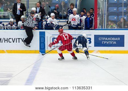 S. Yegorshev (2) Vs V. Solodukhin (17)