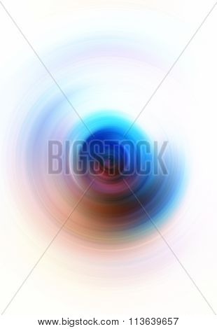 Abstract background and color circle effect, color background.