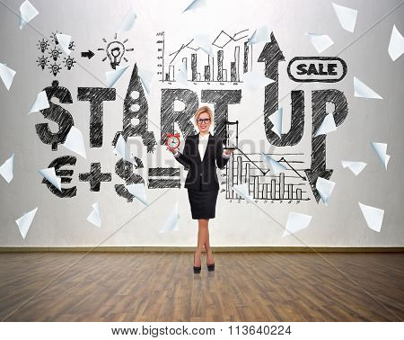 Start Up Concep
