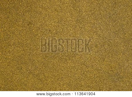 Horizontal Texture Of Yellow Tarmac Floor Texture Background