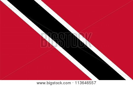 Standard Proportions For Trinidad And Tobago Flag