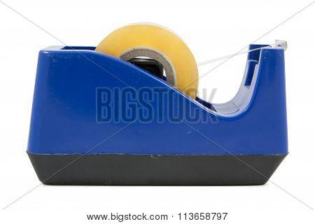 Blue Scotch Tape Holder