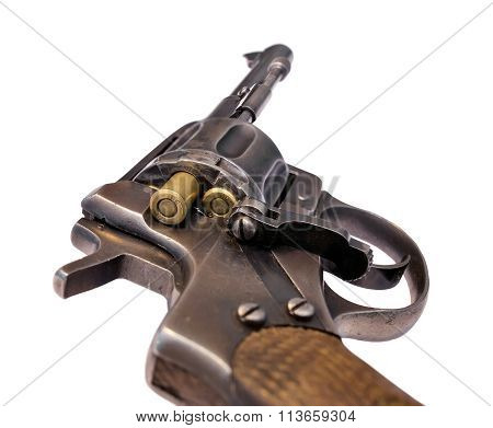 Loading The Cartridge Revolver