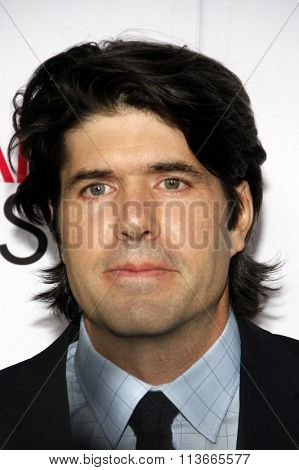 J.C. Chandor at the AFI FEST 2014 Opening Night Gala Premiere of