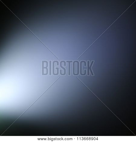 Spot Light on Blue