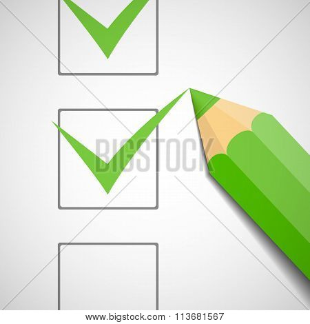 Document. Stock Illustration.