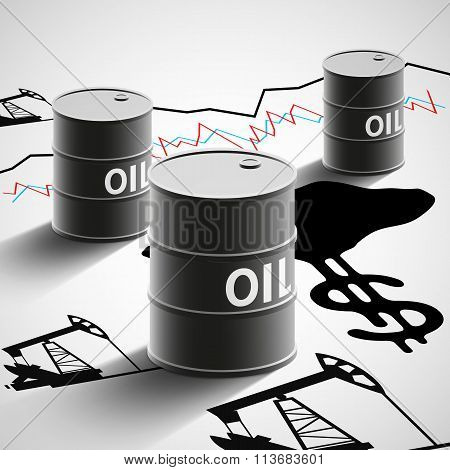 Barrels Of Oil,