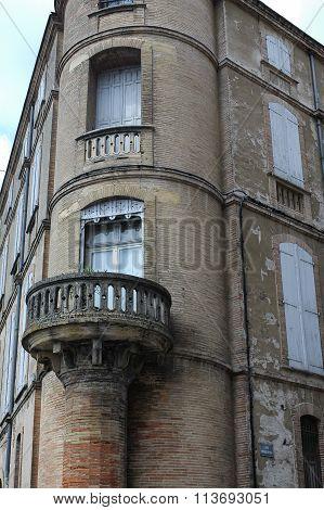 Gaillac (france), Historic Palace